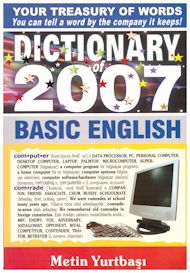 Dictionary of basic english