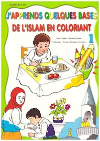 J'apprends quelques bases de l'islam en coloriant